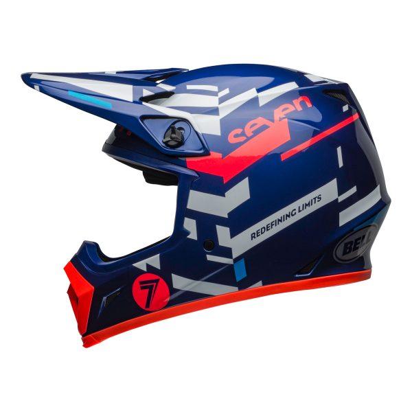 bell-mx-9-mips-dirt-helmet-seven-equalizer-gloss-blue-pink-white-left.jpg-Seven MX 2021 MX-9 Mips Adult Helmet (Equalizer Blue/Pink/White)