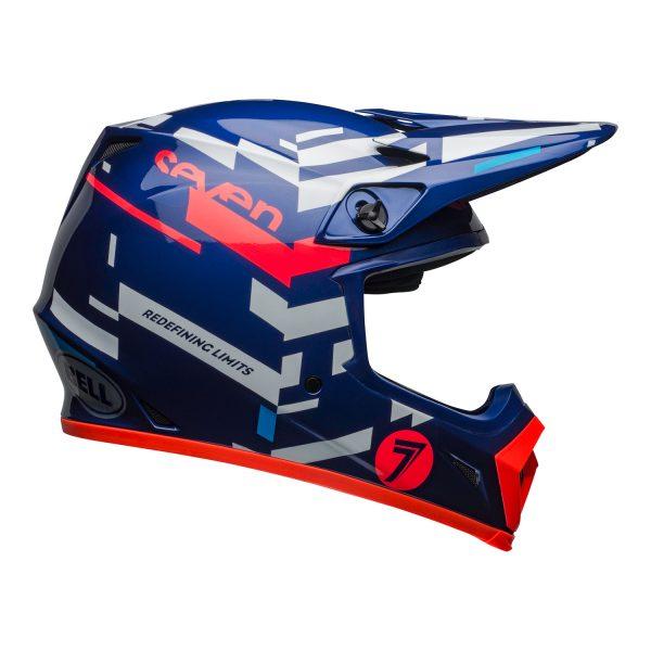 bell-mx-9-mips-dirt-helmet-seven-equalizer-gloss-blue-pink-white-right.jpg-Seven MX 2021 MX-9 Mips Adult Helmet (Equalizer Blue/Pink/White)
