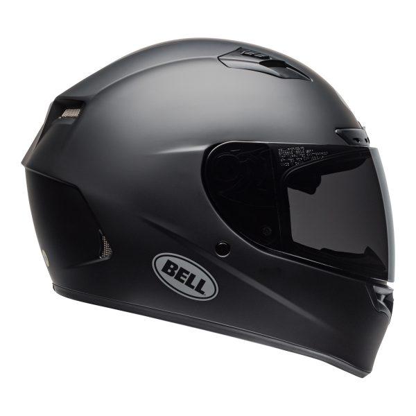 bell-qualifier-dlx-mips-street-helmet-matte-black-right.jpg-Bell Street 2021 Qualifier DLX Mips Adult Helmet (Solid Matte Black)
