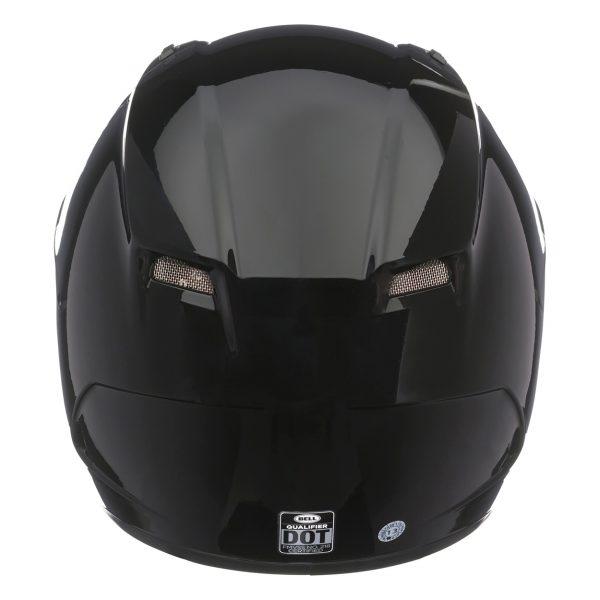 bell-qualifier-street-helmet-gloss-black-back__03462.jpg-Bell Street 2021 Qualifier STD Adult Helmet (Solid Black)