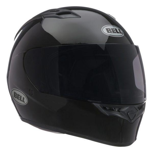 bell-qualifier-street-helmet-gloss-black-front-right__67241.jpg-Bell Street 2021 Qualifier STD Adult Helmet (Solid Black)