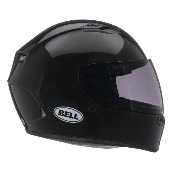 bell-qualifier-street-helmet-gloss-black-right__86960.jpg-Bell Street 2021 Qualifier STD Adult Helmet (Solid Black)