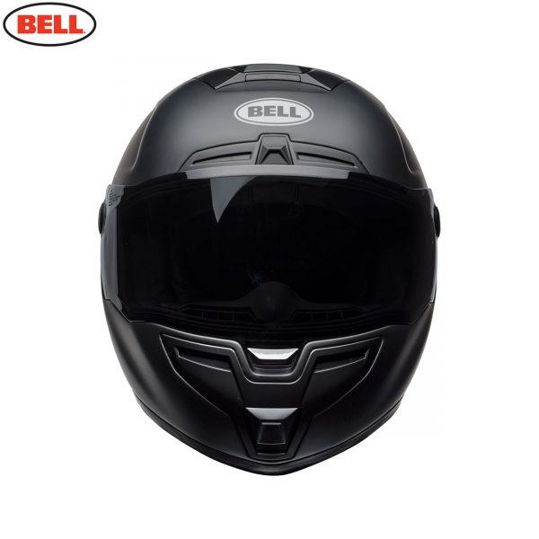 bell-srt-street-helmet-matte-black-f__99856.jpg-Bell Street 2021 SRT Adult Helmet (Solid Matte Black)