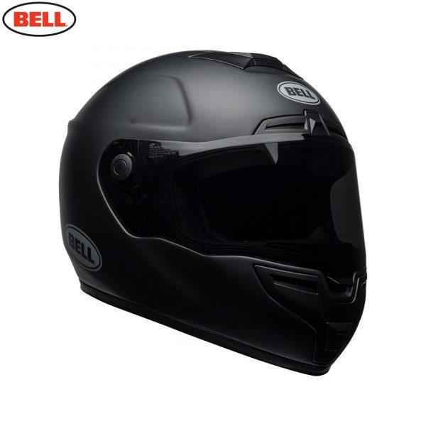 bell-srt-street-helmet-matte-black-fr__35137.jpg-Bell Street 2021 SRT Adult Helmet (Solid Matte Black)