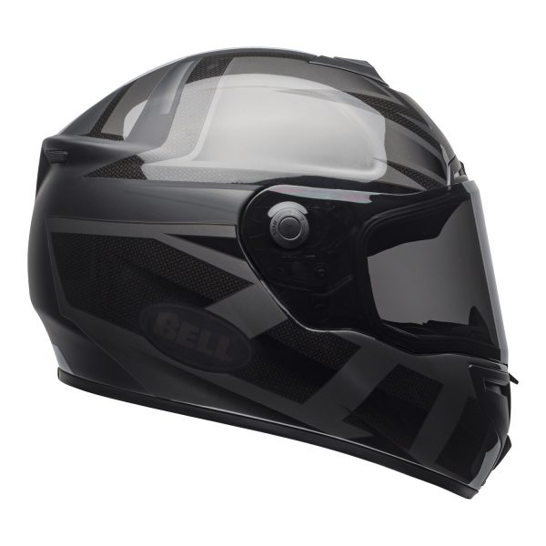 bell-srt-street-helmet-predator-matte-gloss-blackout-right.jpg-Bell Street 2021 SRT Adult Helmet (Blackout Matte/Gloss Black)