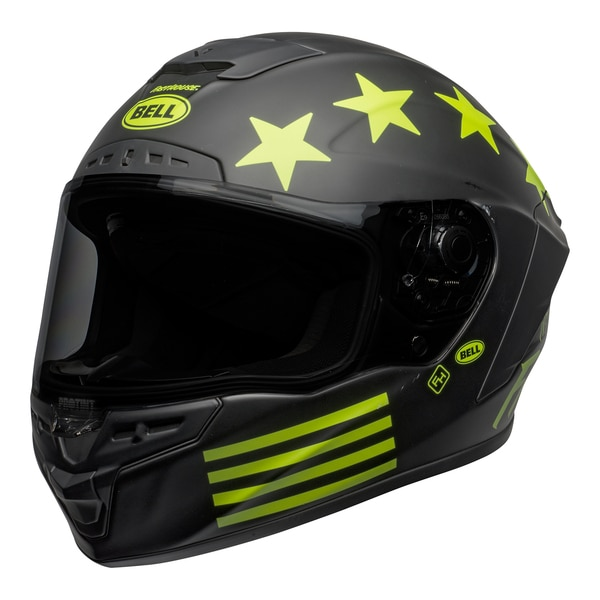 bell-star-dlx-mips-street-helmet-fasthouse-victory-circle-matte-black-hi-viz-front-left__15469.1601547420.jpg-Bell Street 2021 Star DLX MIPS Adult Helmet Helmet (Fasthouse Matte Black/Hi-Viz)