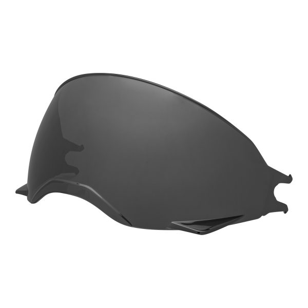 bell-broozer-inner-shield-spare-part-dark-smoke-front-left.jpg-BELL BROOZER SHIELD VISOR VARIOUS COLOURS