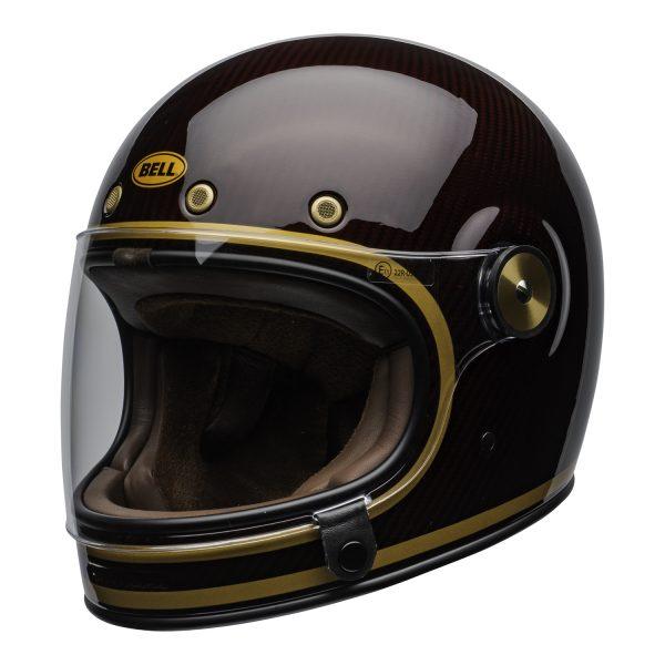 bell-bullitt-carbon-culture-helmet-transcend-gloss-candy-red-gold-clear-shield-front-left.jpg-