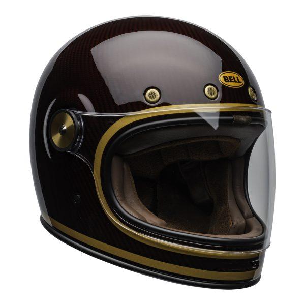 bell-bullitt-carbon-culture-helmet-transcend-gloss-candy-red-gold-clear-shield-front-right.jpg-