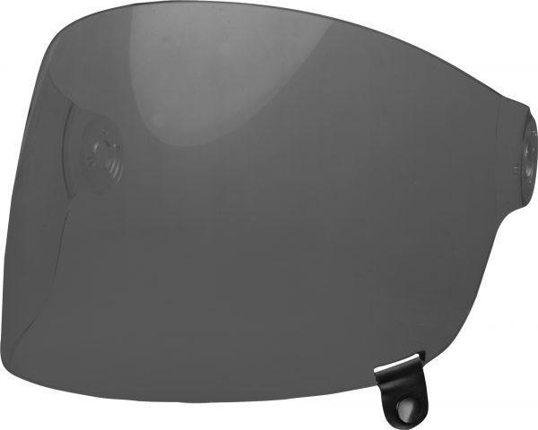 bell-bullitt-flat-shield-spare-part-dark-smoke-black-tab-front-left.jpg-BELL BULLITT FLAT SHIELDS VARIOUS COLOURS (WITH BLACK TAB)