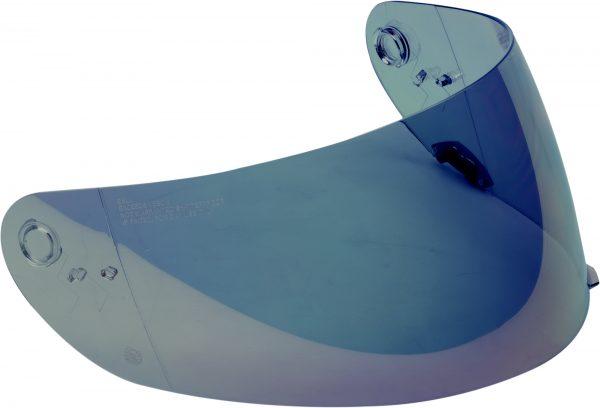 bell-click-release-shield-spare-part-light-blue-iridium-front-right.jpg-BELL CLICK RELEASE SHIELD VISOR VARIOUS COLOURS