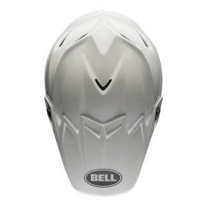 Bell MX 2021 Moto-9 Flex Adult Helmet (Gloss White)