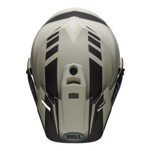 Bell MX 2021 MX-9 Adventure Mips Adult Helmet (Dash Sand/Brown/Grey)