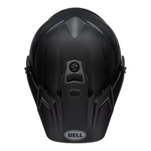 Bell MX 2021 MX-9 Adventure Mips Adult Helmet (Matte Black)