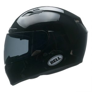 BELL QUALIFIER DLX MIPS SOLID GLOSS BLACK