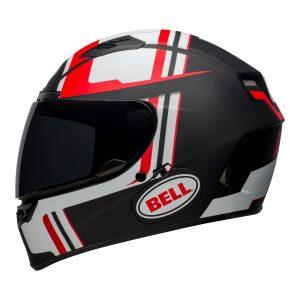 BELL QUALIFIER DLX MIPS TORQUE MATT BLACK RED