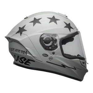 Bell Street 2021 Star DLX MIPS Adult Helmet Helmet (Fasthouse Matte Grey/Black)